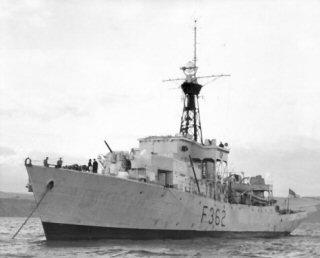HMS Portchester Castle